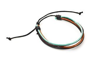 Leather Arm Bracelet