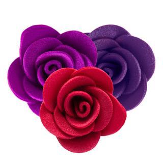 Rose Felt Flower