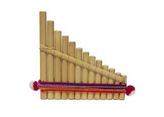 Wooden Made Pan Flute