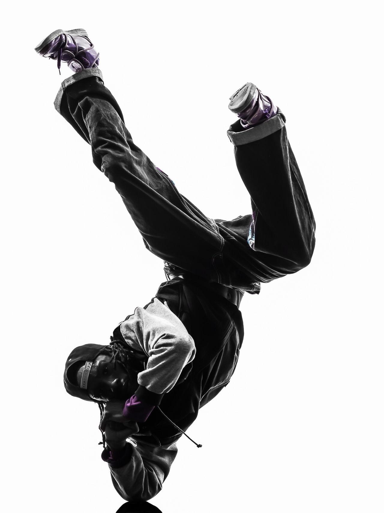 Breakdance Moves List