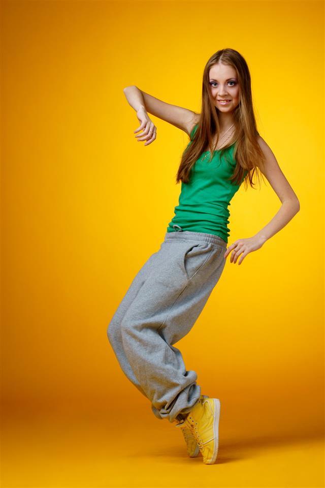 Hip Hop Girl