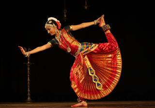 Nidhi Ravishankar Bharatanatyam