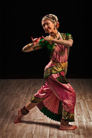 Beautiful Girl Dancer Of Indian Classical