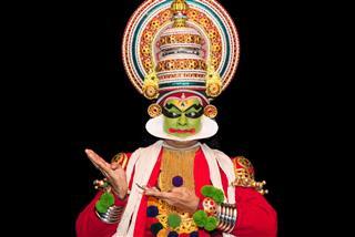 Kathakali Actor