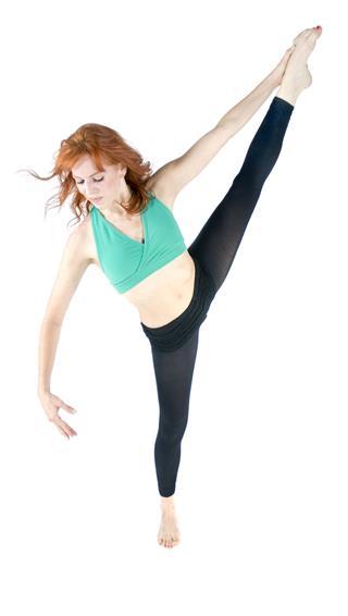Standing Leg Stretch