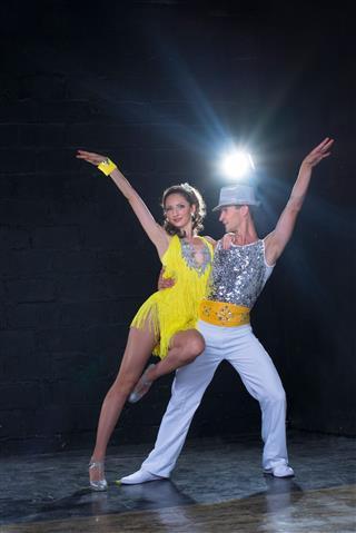 Latino Costumes Dance Salsa