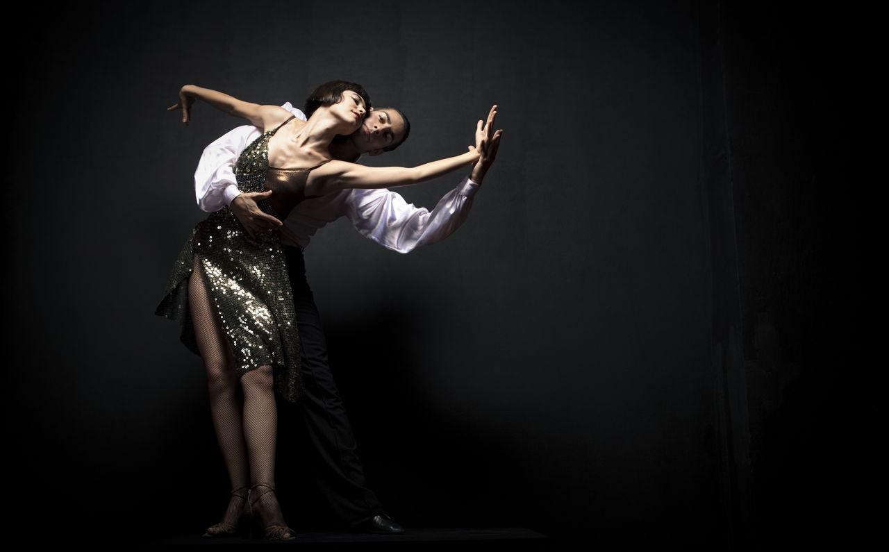 Tango on Slow Dance Steps