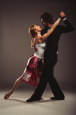 Tango The Seduction Dance