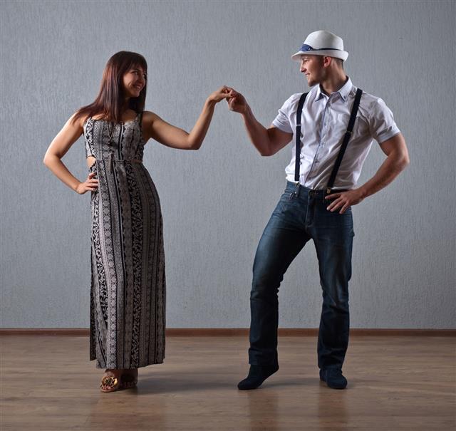 Men's ballroom pant