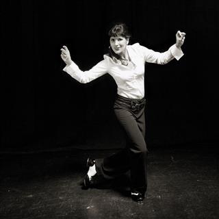 Tap Dancing Woman