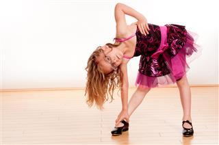 Warmup Dancer
