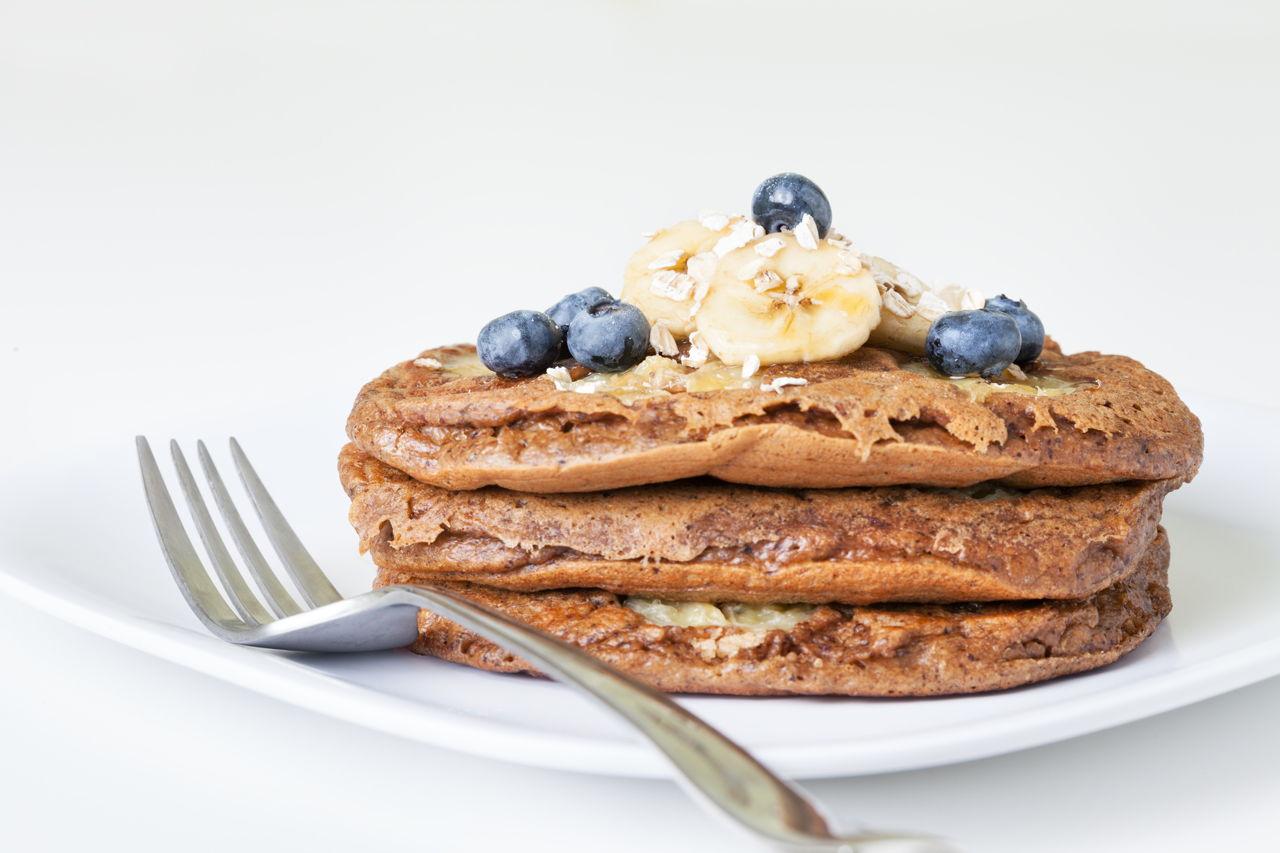 Experience the joy of making pancakes without baking powder banana oat pancakes ccuart Images