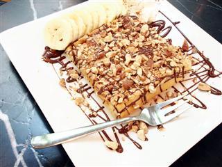 Waffles Nuts
