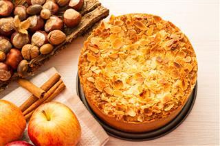 Swedish Apple Pie Like Mom