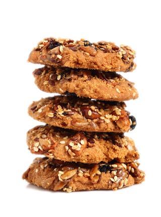 Multi Seed Cookies