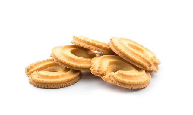 Vanilla Ring Butter Cookies