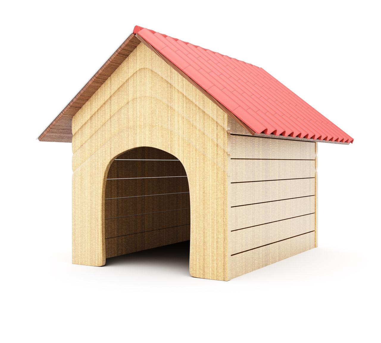 Precision Log Cabin Dog House Log Cabin Dog House Car