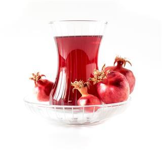 Turkish Pomegranate Tea