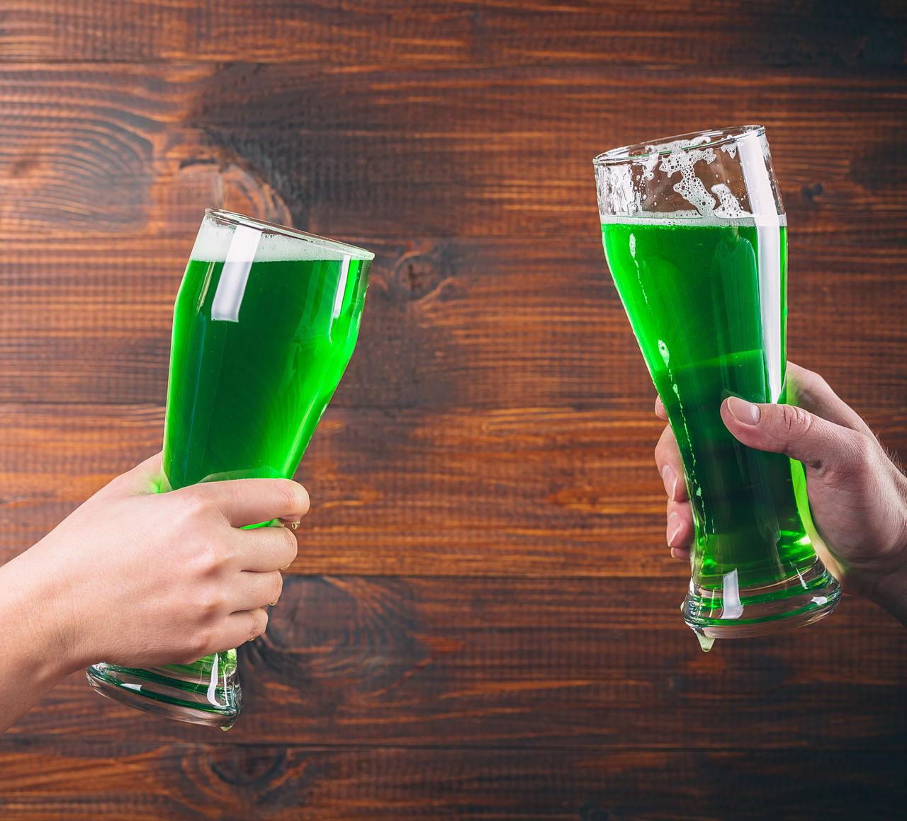 Image result for green beer