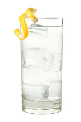 Vodka Tonic Or Soda