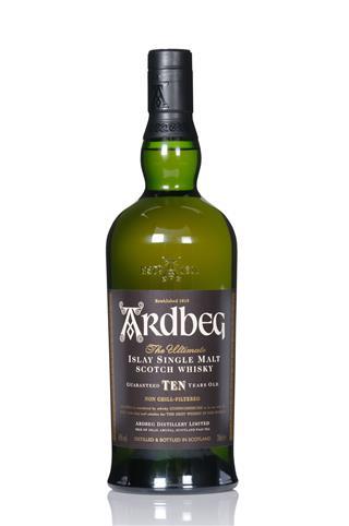 Ardbeg Ten Whisky