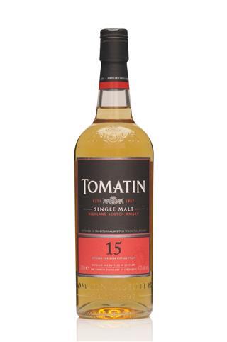 Tomatin Whisky