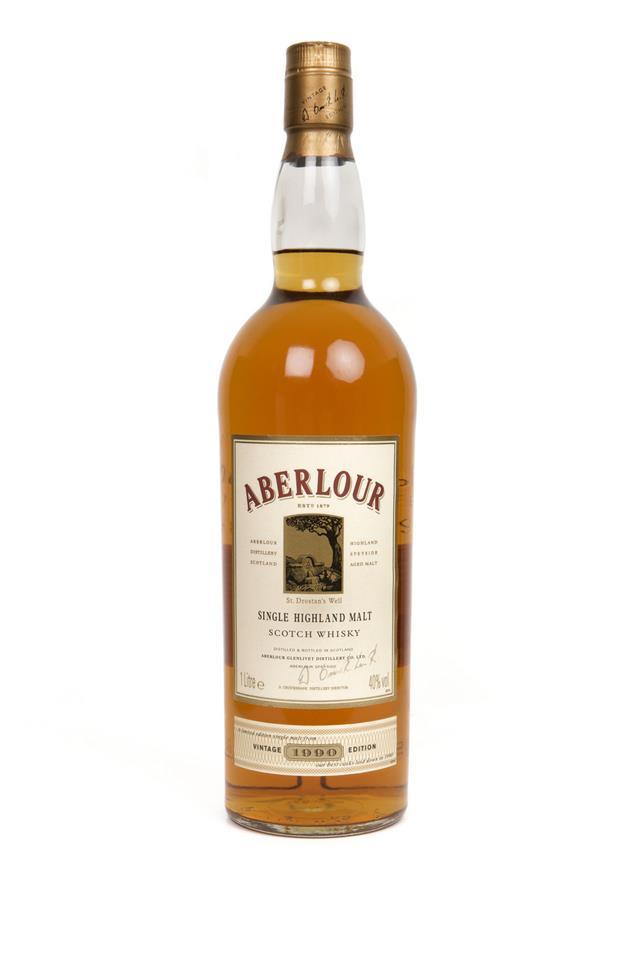 Malt Whisky Bottle