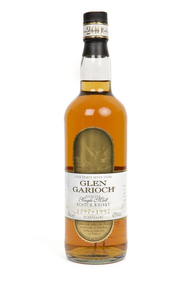 Glen Garioch Bottle Of Scotch Whisky