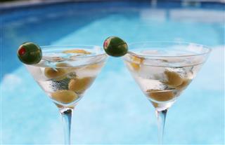 Hot Martinis