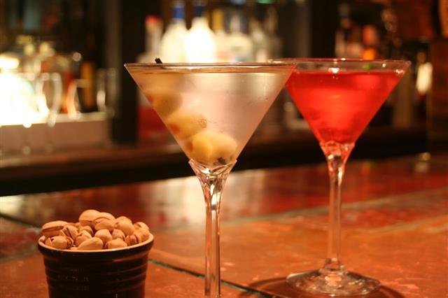 Martini Cosmopolitan