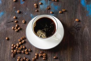Italian Homemade Espresso Coffee