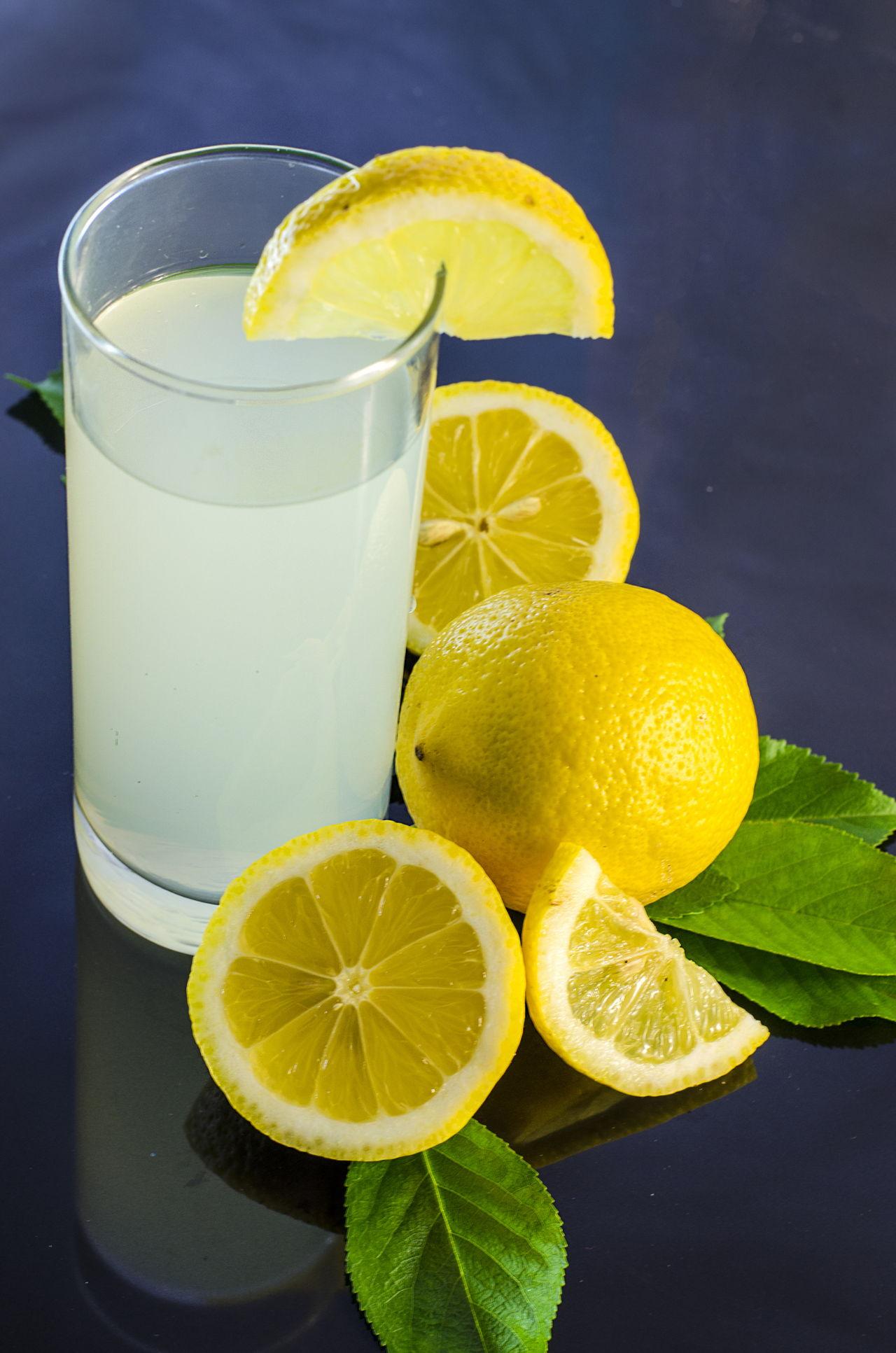 what is fresh lemon juice good for
