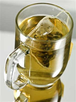Cup Of Organic Tea