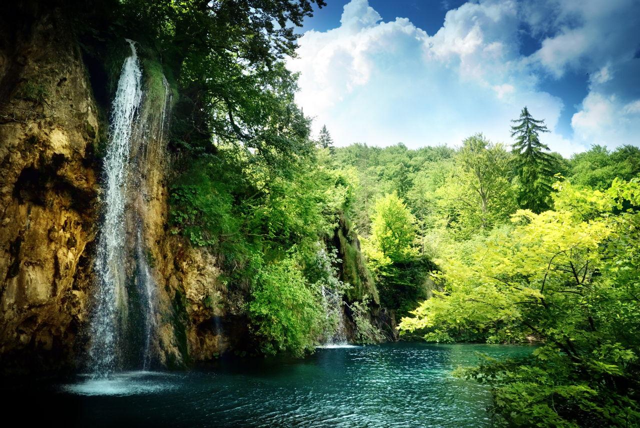 Bbc bitesize ks3 geography waterfalls best waterfall 2018 how do waterfalls form wonderopolis ccuart Choice Image