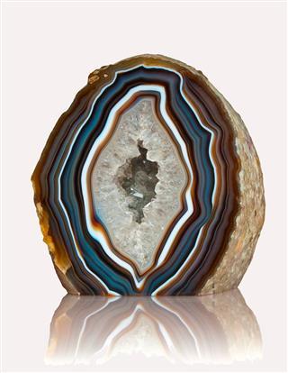 Agata Geode