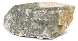 A Multicolored Rock