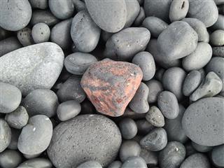 Rocks In Iceland