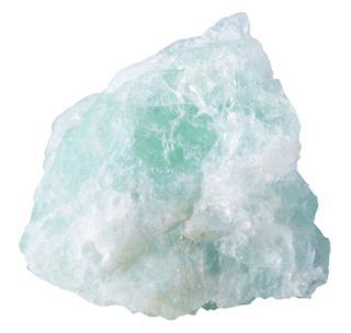 Piece Of Fluorite Mineral Stone