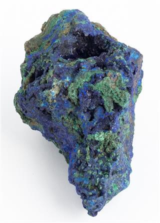 Stone Similar To An Asteroid