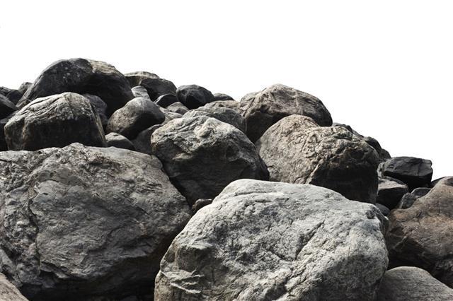 Basalt Stones Rocks : Basalt rock properties and uses