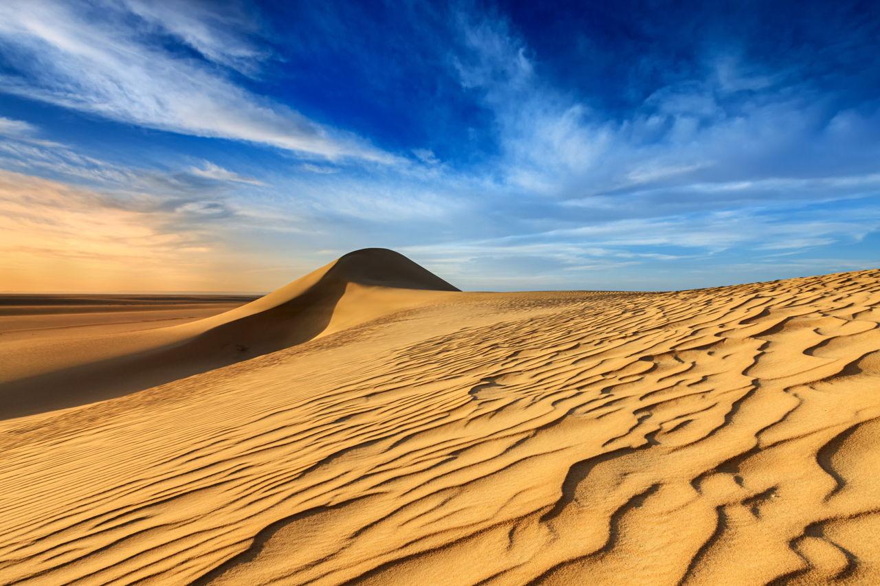 Sahara Desert Climate