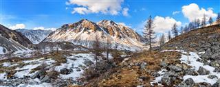 Nameless Mountain Peak
