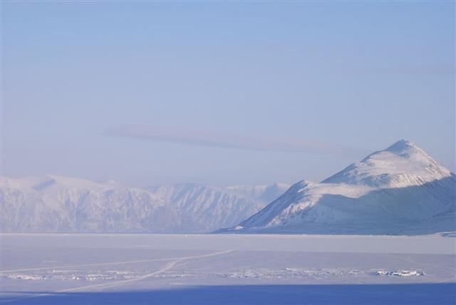 Admiralty Inlet Baffin Island