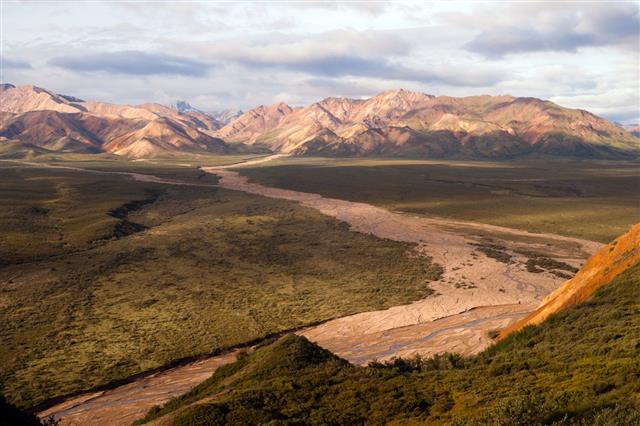 Denali Range Usa