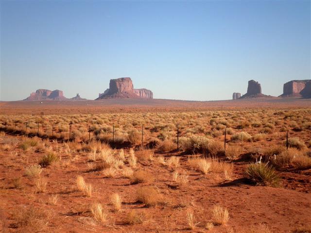 Beautiful Landscape In Arizona