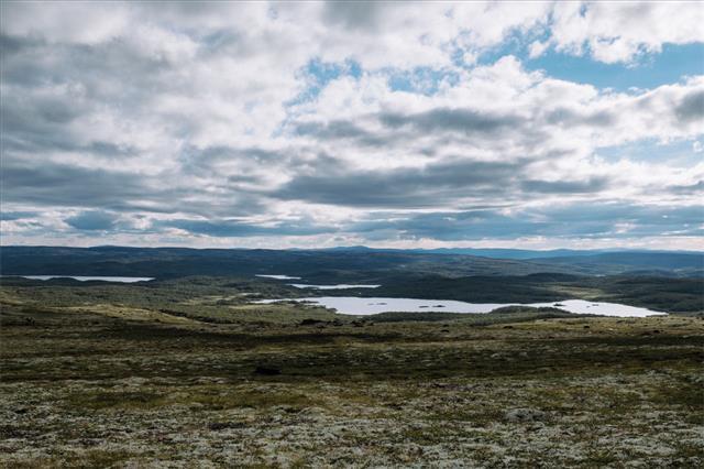 Tundra Landscape Russia