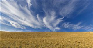 Cirrus Clouds In Khizi Azerbaijan