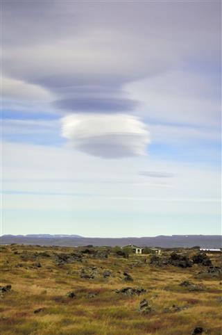 Icelandic Lenticular Cloud
