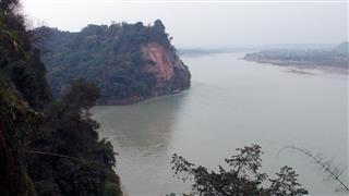 Leshan River Landscape