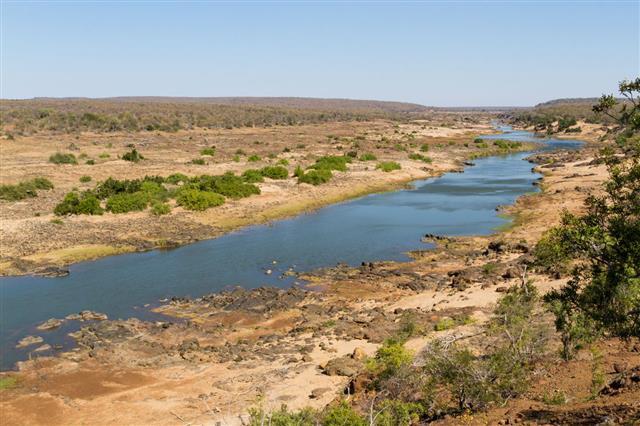 Letaba River Landscape